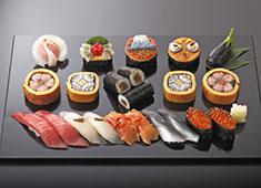 株式会社 玉寿司 ▲当社は日本で初めて末広手巻き寿司を巻いた寿司店。「伝統」を元に、これから新しいことへもチャレンジしていきます!