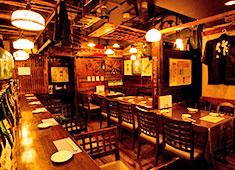 日本酒居酒屋 かんだ 光壽/しんばし 光壽 蔵元と太いパイプで繋がっています。日本酒のプロデュースも行なっています!
