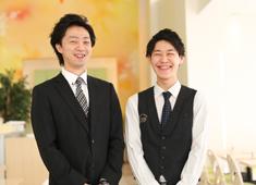 千疋屋フルーツパーラー/株式会社京橋千疋屋 求人 男性スタッフも多数活躍中!働きやすい環境なので、家族との時間も十分に作る事ができます。