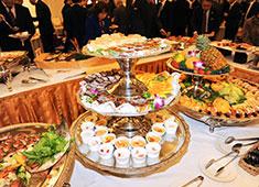 ホテル 精養軒 心躍る鮮やかなパーティ会場を彩る調理技術を学ぶ・活かす場に最適です。