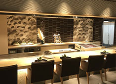 銀座 紡庵 素材を活かし、舌だけでなく目でも楽しめる料理を提供中!