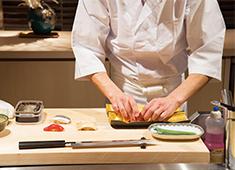 地もの天ぷら 然や 1品に集中して仕事ができる勤務環境!