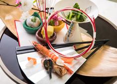 株式会社アイシスコーポレーション 彩り、美しさを追求した料理の数々を提供しています
