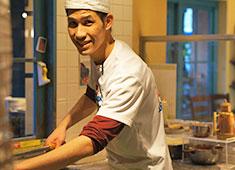 マルデナポリジャパン株式会社 薪窯のピッツァを経験してみたい、学びたい方も大歓迎です!
