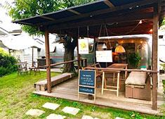 THE SOUTH(仮称)/桂ファーム 求人 オシャレで開放的なお店は、多くのお客様が来店するでしょう。オンリーワンのお店を創ります。