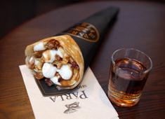 PÄRLA(パーラ) 求人 クレープとお酒のマリアージュを楽しんでいただける、東京らしいハイエンドなクレープスタンドです