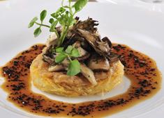 株式会社京橋千疋屋 上質な食材を使ったカジュアルな料理を提案してください