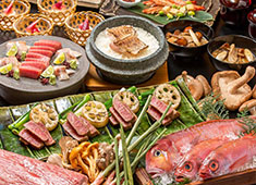株式会社ダイナックホールディングス(サントリーグループ・東証2部上場企業) 求人 プロの和食経験者も納得の仕事を安定した環境+高水準の給与体系のもと働けます。