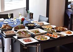 フィールズジュニア株式会社 毎回違う料理に挑戦するという楽しみを、ぜひ味わってください。