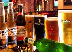 株式会社第一興商 イギリスやアイルランドといったヨーロッパの酒場文化を日本で伝える「ケルツ」では積極的に出店を進めています。