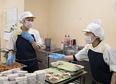 日清医療食品株式会社 東京支店・横浜支店 求人 ▲飲食業界では実現しづらい、家族との時間もきちんと確保できます。仕事と生活を両立できる職場を探している方ぜひ!