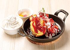 eat more SOUP&BREAD/株式会社ビッグイーツ 求人 デザート類も充実!フレンチトーストやパフェも人気です。