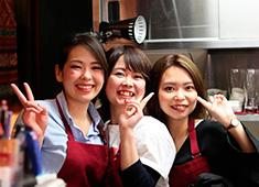 ソフトライングループ 求人 飲食の仕事の楽しみはお客様が喜ぶことを考え行動すること!あなたの個性を存分に活かせます。