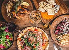 Cafe La Bohéme (カフェ ラ・ボエム)株式会社グローバルダイニング【東証二部上場】 求人 食材を活かしたシンプルに美味しいカジュアルイタリアンを提供しています。
