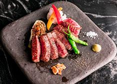鉄板焼 燦燈 味・雰囲気には自信あり!ライブ感あふれる料理を習得しましょう!