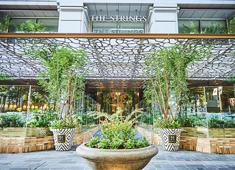 ホテル インターコンチネンタル 東京ベイ 表参道のメインストリートに位置する「ザ ストリングス 表参道」