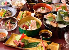 赤坂 たい家 ▲素材本来の持ち味を生かしたシンプルな調理法はいつの時代も愛され続けます。
