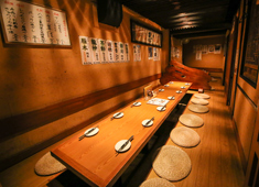 「新宿 古民家 十徳」「名物京風おでんと地鶏の店 とく一」「十徳 本店」etc. 求人 お店の内装もスタッフたちが作っているんですよ!まさに手作りの居酒屋です。