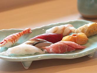 マスコミ寿司バー