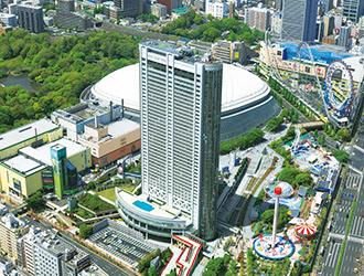 株式会社 東京ドームホテル 求人