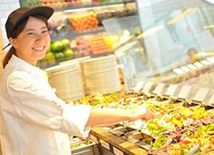 CITYSHOP/株式会社 フレーバーワークス(ベイクルーズグループ) 求人 女性社員も多く活躍しています。「働きやすさ」「社員を大事にする社風」も人気の理由となっています。
