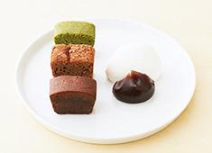 TORAYA CAFE/株式会社 虎玄(虎屋グループ) 求人 コーヒーやお茶との相性が良い「あん」を使った焼菓子も人気メニューです。