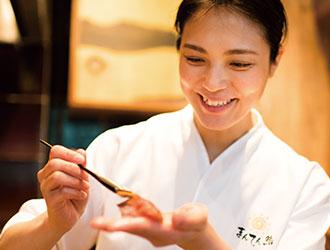 「まんてん鮨」「すし天」「SUSHI TOKYO TEN、」/株式会社シーエージェント 求人