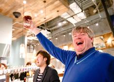 EVER BREW株式会社(ブッチャーリパブリック 新店開業準備室) 求人 現地醸造家と話せるチャンス多数あり!ベルギービールのことたくさん学べます!英会話経験を活かすこともできる環境です。