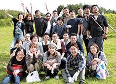 STPDファーストゲート 求人 年1度全店舗休店しての社員旅行!昨年は北海道に行きました!
