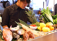 蒸氣屋/ALL SUCCEED株式会社(オールサクシード) 求人 鎌倉野菜など、神奈川を代表する食材を多数扱っています!