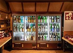株式会社オフィスタナカ(ご当地飲食店プロジェクト事業部) 求人 田なか屋本店では日本酒40種類焼酎30種類を店舗で選んで仕入れしてます。