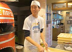 MAR-DE NAPOLI JAPAN INC./マルデナポリ、DA BOCCIANO!、山半、ほか 求人 薪窯のピッツァを経験してみたい、学びたい方も大歓迎です!