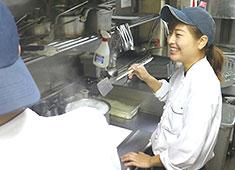 キリンシティ株式会社 求人 仕込みから調理・調味までお客様の事を思いながら一品一品手作りしています。