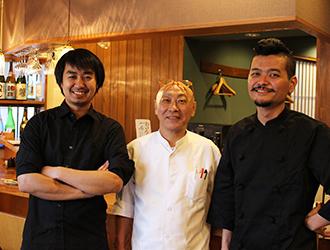 海鮮料理 鰾(うきぶくろ) 求人