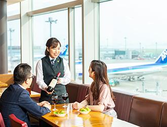 東京エアポートレストラン株式会社 求人