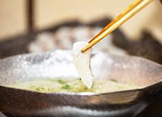「一砂 立川」「鈴の音 三鷹」「Soba&Co. 神谷町店」 求人 ▲手打ち蕎麦と旬魚のしゃぶしゃぶが自慢の「Soba&Co. 神谷町店」