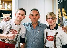 SCHMATZ(シュマッツ)/カイザーキッチン株式会社 求人 日本語以外も、英語やドイツ語が飛び交う国際色豊かな環境です!いい意味で日本らしくない社風も魅力です!