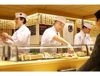 「寿司 魚がし日本一 」「和食 青ゆず寅」/株式会社にっぱん 求人