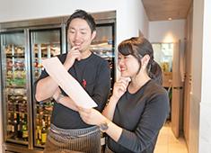 SAGOEMON 西新宿店/佐五右衛門、他/株式会社グッドスパイラル 求人 今後の展開も予定しておりますが、「スタッフ全員で創る」という事を大切に、良い意味での個人店らしさを忘れずいきます!