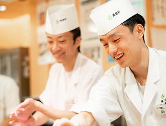 株式会社 梅丘寿司の美登利総本店 求人