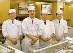 株式会社 築地寿司清/魚寿 求人 志を同じくした仲間。一緒に頑張っていきましょう!