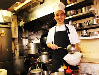中国四川料理 蜀彩 求人
