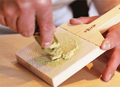 江戸前寿司 間(あいだ) 求人 ▲江戸前寿司の仕事をあなたにも伝えます。本物の知識・スキルを身につけていきましょう!