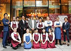株式会社 スパイスワークス 求人 フランス、パリに本店を持つ「サクレフルール 」の日本初出店をプロデュース!