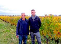 株式会社コンセプション 求人 海外研修はワインの造り手と直接コミュニケーションが取れる素晴らしい機会。その後の仕事観が変わるような経験となります