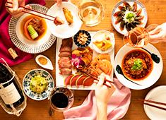 株式会社FOCUS/中国旬彩SORA 求人 開店から2年弱ながら高評価をいただいており今後の展望も望めるお店です。料理もサービスもスキルアップの近道になるはず