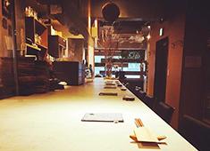 JOE'SMAN2号/株式会社 キッチンたかさき 求人 お店は、リラックス出来て居心地の良い空間がコンセプトです。