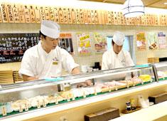 「寿司 魚がし日本一 」「和食 青ゆず寅」/株式会社にっぱん 求人 7月オープニング&既存店募集!目指せ!給与水準業界トップクラス!10~70代の寿司職人や女性スタッフも活躍中!