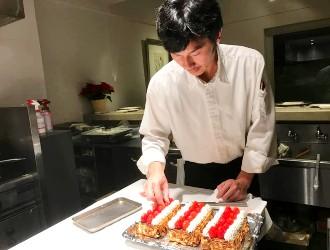 L'ESSOR (レソール) 求人 前菜からメイン料理、デザートまで、一貫して経験できる環境です。経験の浅い方も大歓迎です。