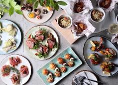 NEW LIGHT(ニュー ライト)※新店OPEN準備チーム/BALNIBARBI.co,Ltd(株式会社バルニバービ) 求人 薪ステーキや旬の食材を使って一皿など、ビストロやイタリアンの経験を活かせるメニュー構成です。